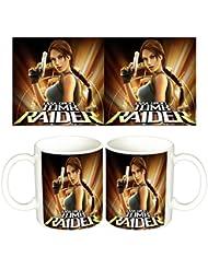 Tomb Raider Anniversary Lara Croft C Tasse Mug
