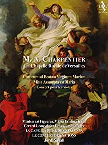 Charpentier: At the Chapel Royal, Versailles [2CD plus DVD (PAL)]