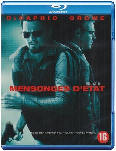 Mensonges d'état [Blu-ray] [Import belge]
