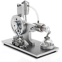 Jiayuane Stirling Engine Modelo de máquina de motor de combustión externa con LED