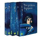 His Dark Materials: Der Goldene Kompass, Das Magische Messer und Das Bernstein-Teleskop im Schuber - Philip Pullman