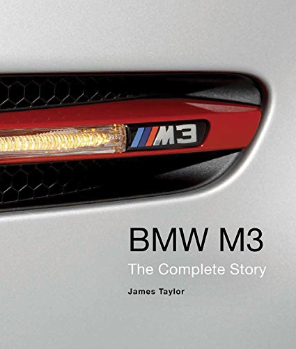 Preisvergleich Produktbild BMW M3: The Complete Story