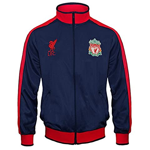 Liverpool FC officiel - Veste survêtement de football - homme