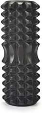The SweatShop Foam Roller ( for Self Myofascial Release / Self massage, Trigger Point release, Mobility)