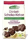 Allos Bio Dinkel-Schoko-Kekse (2 x 125 gr)