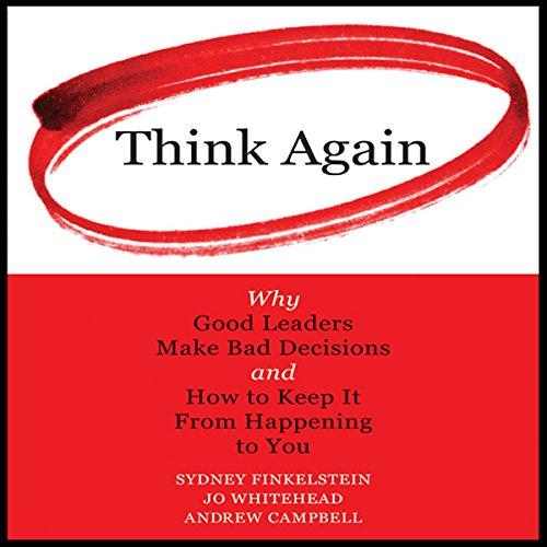 Think Again  Audiolibri