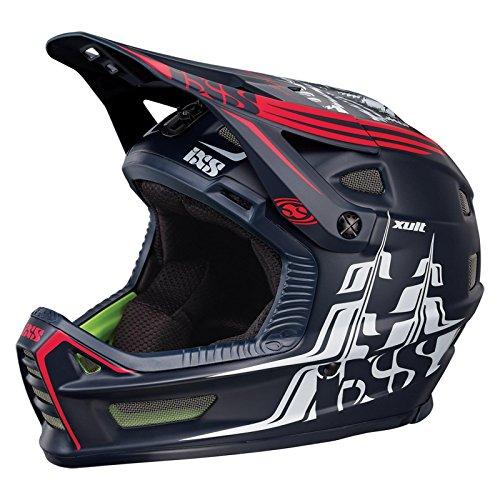 IXS XULT Helm Darren Berrecloth Edition Gr L/XL Full Face MTB DH Downhill Mountain Bike BMX Enduro, 470-510-5510