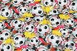 Idealstoff Jersey Digitaldruck Fussball WM Deutschland