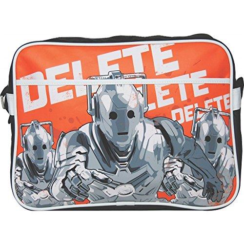 Doctor Who Cybermen Shoulder Bag