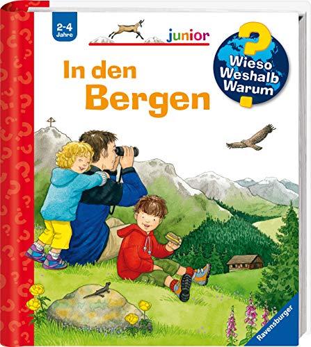 In den Bergen (Wieso? Weshalb? Warum? junior, Band 42) - Berg Klappe