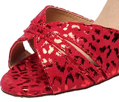 CFP , Jazz & Modern femme Rouge - rouge