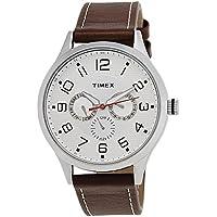 Timex Fashion Analog Silver Dial Men's Watch - TW000T304