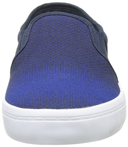 Lacoste Gazon 117 2 Caw Nvy/Blu, Basses Femme Multicolore (Nvy/Blu)