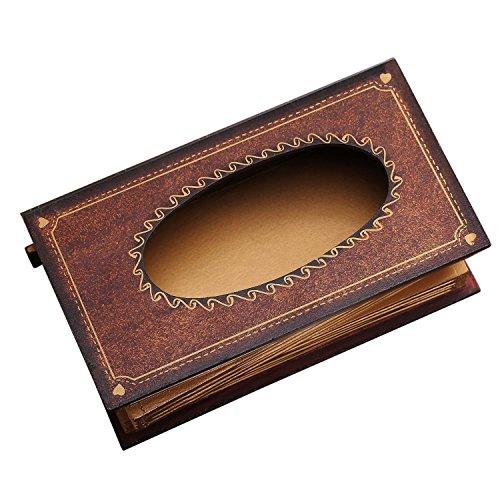 Kosmetiktuchbox Buchddesign