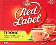 Brooke Bond Red Label Black Tea, 100 Teabags