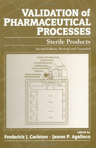 Validation of Pharmaceutical Processes: Sterile Products, Second Edition