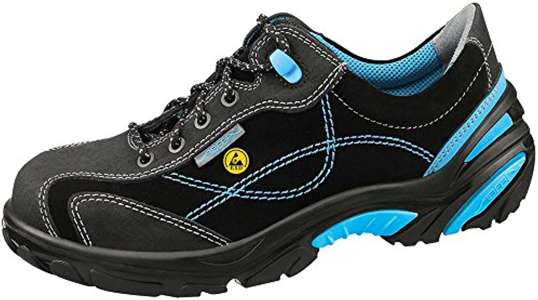 Abeba - Calzado de Protección para Hombre Multicolor Negro/Azul 39