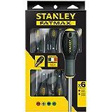 Stanley FMHT0-62626 - Juego 6 Piezas Plana/Phillips
