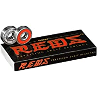 Bones China Reds Bearings x8 608mm