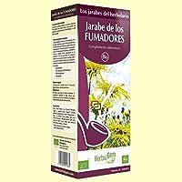 Jarabe De Los Fumadores 250 ml de Herbalgem
