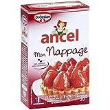 Ancel Nappage pour tarte 3 sachets etui 39g Envoi Rapide Et Soignée ( Prix Par Unité )