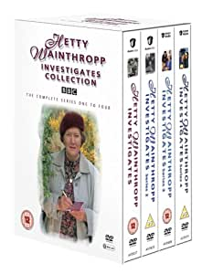 Hetty Wainthropp Investigates - Complete Series One to Four [Import anglais]