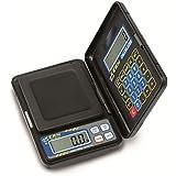 Kern Taschenwaage CM-1K-1N mit Taschenrechner bis 1.000g (1g genau)