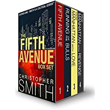 The Fifth Avenue Series Boxed Set (Fifth Avenue, Running of the Bulls, From Manhattan with Love, From Manhattan with Revenge) (English Edition)