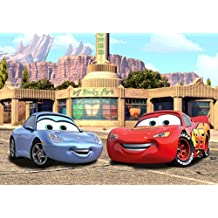 Disney Cars 2 Poster / Wallpaper XXL 360 x 254 cm