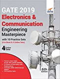 #7: GATE 2019 Electronics & Communication Engineering Masterpiece with 10 Practice Sets (6 in Book + 4 Online)