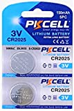 2 pilas de botón, CR2025 3 V, litio, 150 mAh (1 tarjeta a 2 pilas) – -- PKCELL – --
