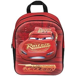 511wbpv3nQL. SS300  - Lightning Mcqueen Official Cars 3 Backpack Back Pack 3D EVA School Bag - Perfect shoulder bag for children- New Design -limited edition- whilst stocks last