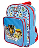 Perletti perletti13518 30 x 24 x 12 cm Paw Patrol Design Backpack with Front Pocket