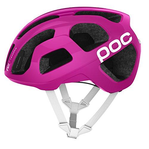 POC Octal Casco, Unisex Adulto, Rosa - (Fluorescent Pink), S