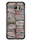 Micro Gorilla Cassette Tape Stack Photography Style Custodia per Samsung Galaxy S7 Edge