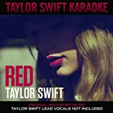 Taylor Swift: Red (Karaoke Edition) (Audio CD)