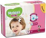 Huggies - Bimba - Nappies - Size 4 (7 - 18 kg) - 32 Nappies
