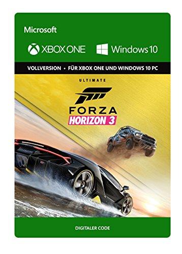 Forza Horizon 3 - Ultimate Edition [Xbox One/Windows 10 PC – Download Code] (Pc Forza Horizon)