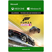 Forza Horizon 3 - Ultimate Edition [Xbox One/Windows 10 PC – Download Code]