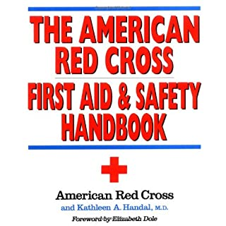 American Red Cross First-Aid Bk