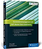 Stammdatenmanagement mit SAP Master Data Governance (SAP PRESS)