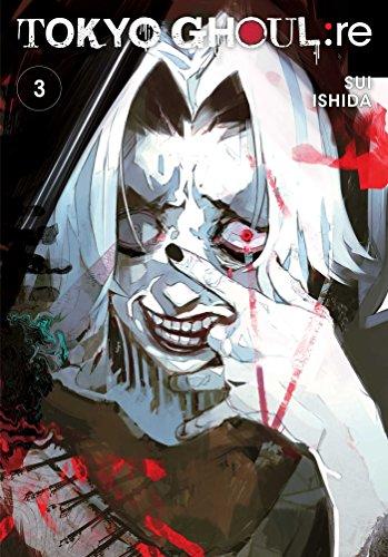 Tokyo Ghoul: re, Vol. 3 por Sui Ishida