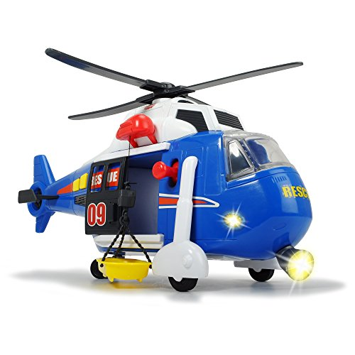 Dickie Toys 203308356 – Action Series Helicopter, Helikopter, 41 cm - 4
