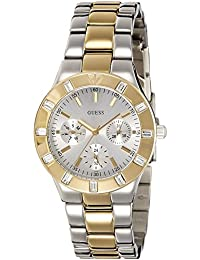 GUESS Analog Silver Dial Women's Watch - W14551L2