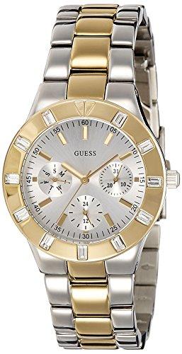 GUESS Analog Silver Dial Women's Watch - W14551L2 image