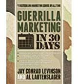 [(Guerrilla Marketing in 30 Days)] [ By (author) Al Lautenslager, By (author) Jay Levinson ] [October, 2014]