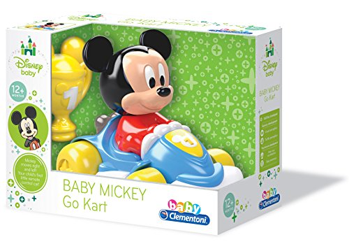 Clementoni 17093.7 Disney Baby elektronisches Auto -