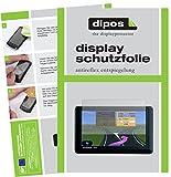 Garmin nüvi 1490Tpro Schutzfolie - 3x dipos Displayschutzfolie Folie matt