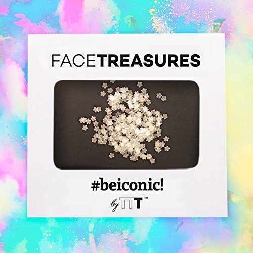 Glow in the dark glitter for Face and Body - Face Glitter stick Face & Body Glitter Jewels Beauty Body Art Festival Birthday