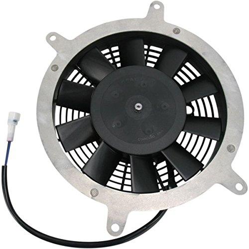 Yamaha Grizzly Kodiak 40045007-09-440CFM ventola di raffreddamento ad alta (Spal Ventole Di Raffreddamento)